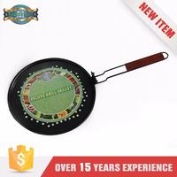 New Product Exceptional Quality Steel Pizza Pan