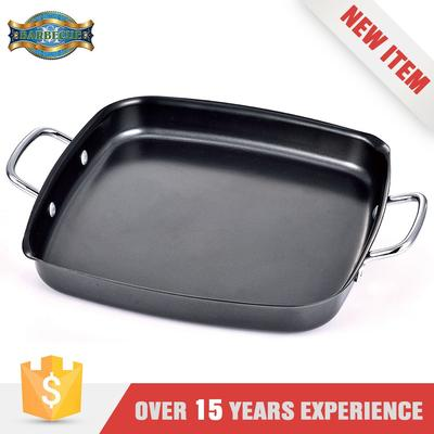 Alibaba Store High Quality Kitchen Ware Microwave Grill Pan