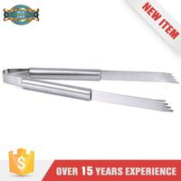 16.9-inch Stainless steel BBQ Tongs