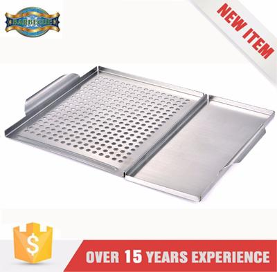 fast induction copper grilleor cast iron griddle plate